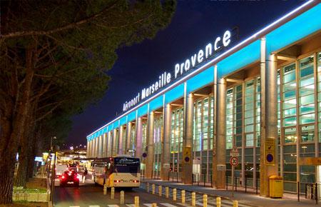 VTC aéroport Aix Marseille