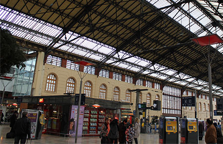 VTC Gare Marseille