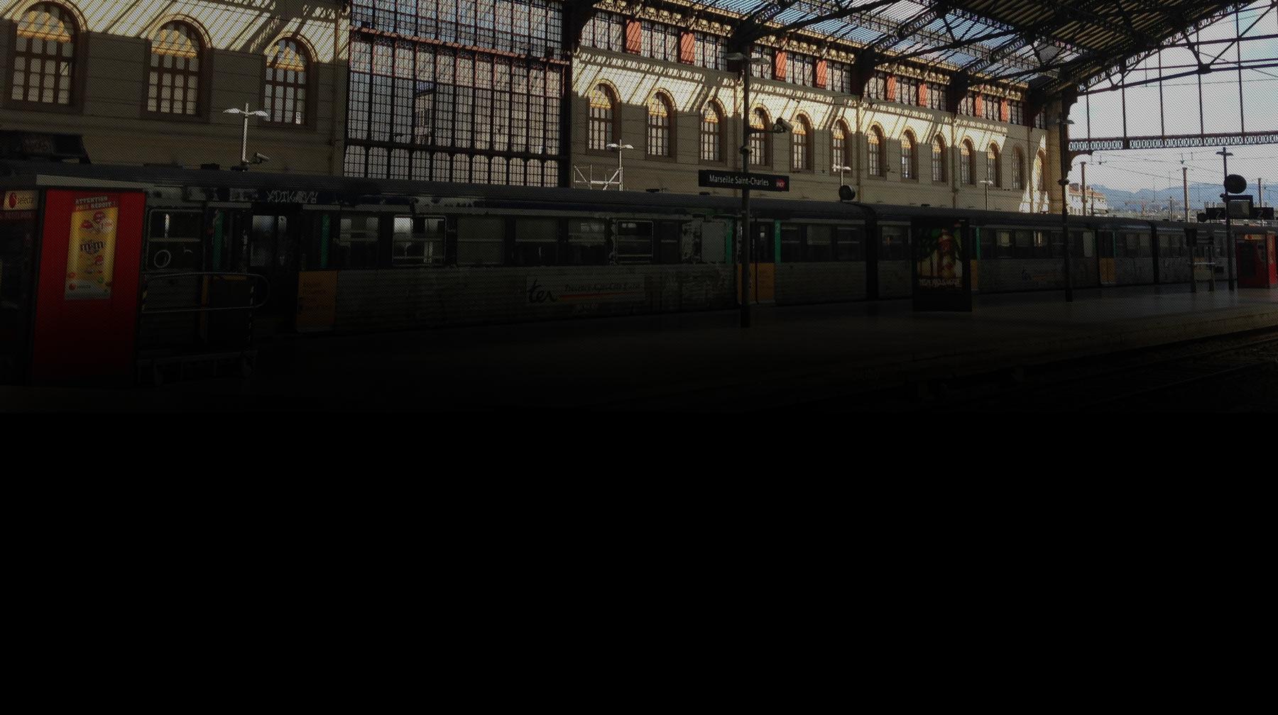 Marseille Gare Saint-Charles