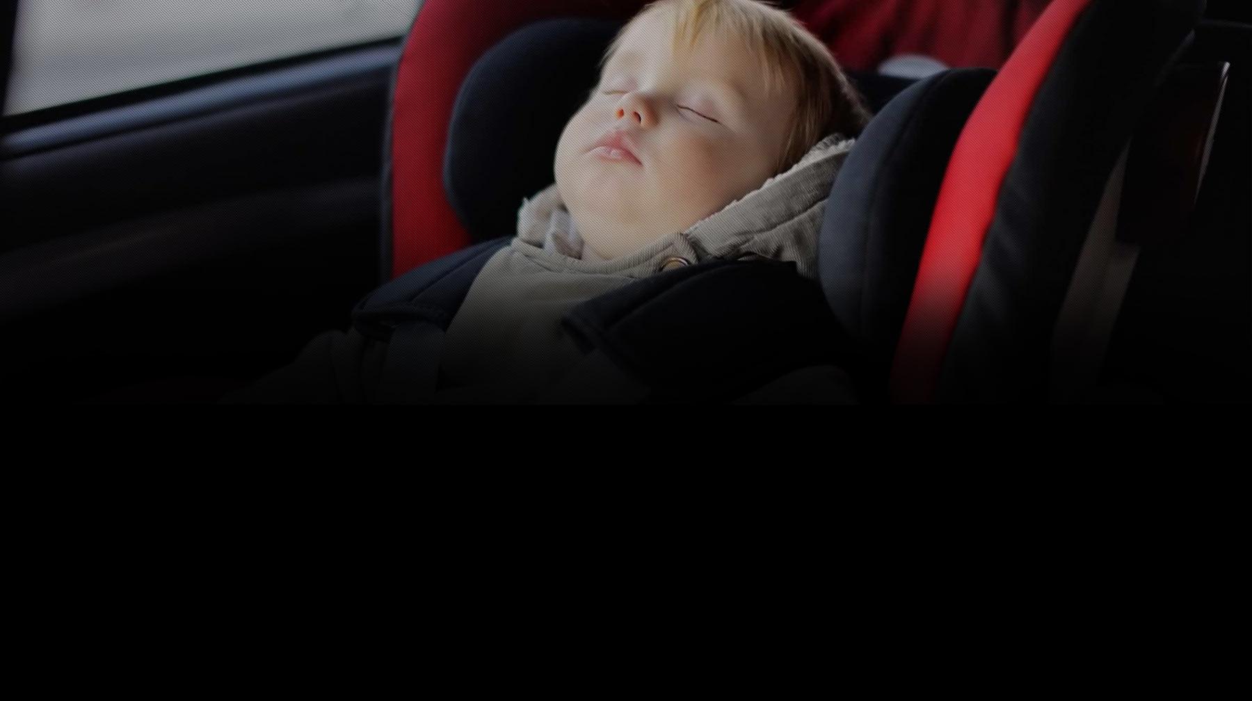 VTC avec siège auto