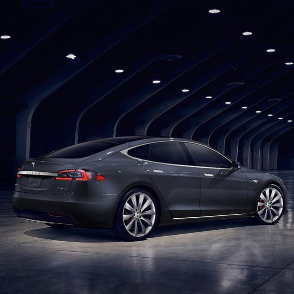 VTC Marseille Tesla